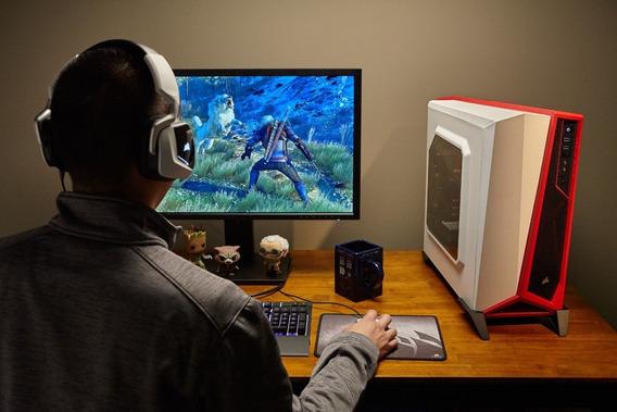 Pc Gamer Super Completo, Spec Alpha, Rx580 Aorus 8gb, I5, Tv