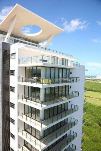 Pent House En Venta En Cancun $24´000,000.00