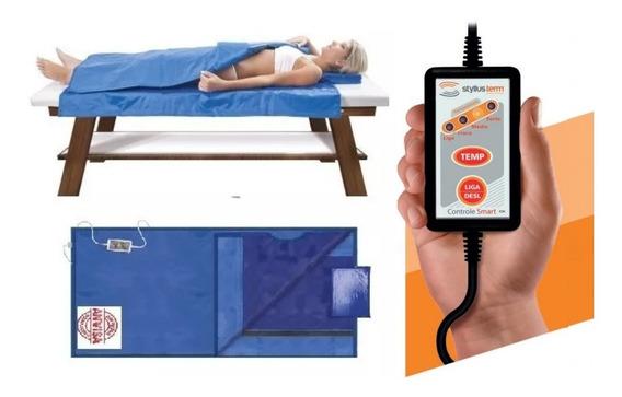 Manta Térmica Saco Dormir Estética Redução 1,65x2,00 Smart