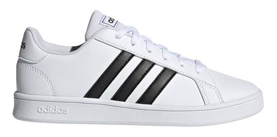 Zapatillas adidas Moda Grand Court K Bl/ng