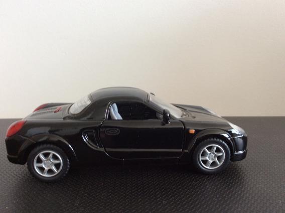 Carrinho De Metal - Toyota Mr2 - Escala 1:32