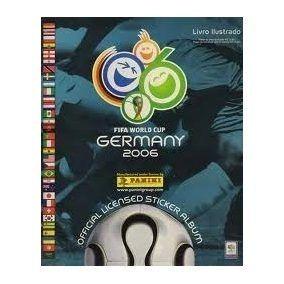 Figurinhas Avulsas Da Copa Do Mundo Da Alemanha De 2006