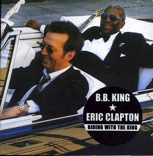 King B.b/riding With The King - Clapton Eric (cd)
