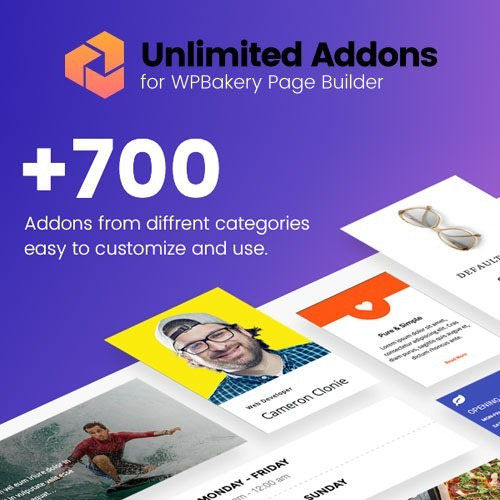 Unlimited Addons For Wpbakery Page Builder Plugin Wp