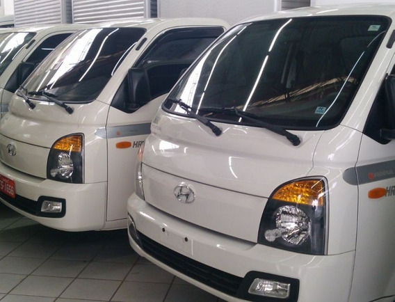 Hyundai Hr 2.5 Tci Chassi