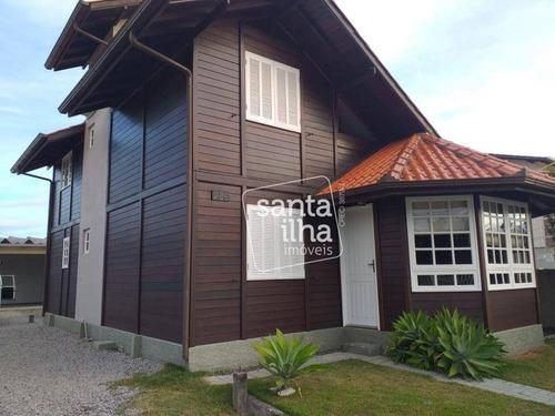 Imagem 1 de 22 de Casa Com 3 Dormitórios À Venda, 161 M² - Carianos - Florianópolis/sc - Ca2996