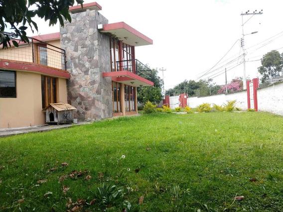 Casa De Arriendo San Rafael Valle De Los Chillos