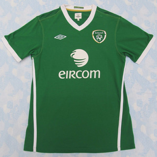 1932847 Camisa Umbro Irlanda Home 10/11 M Fn1608