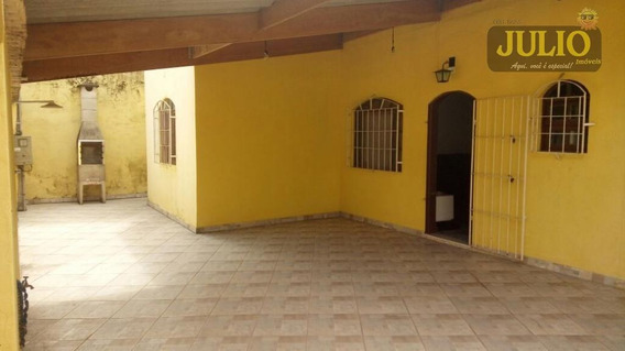 Casa Com 2 Dormitórios, 70 M² - Venda Por R$ 140.000,00 Ou Aluguel Por R$ 950,00/mês - Santa Eugênia - Mongaguá/sp - Ca2985