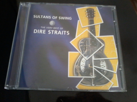 Cd Dire Straits - Sultans Of Swing - The Very Best Of