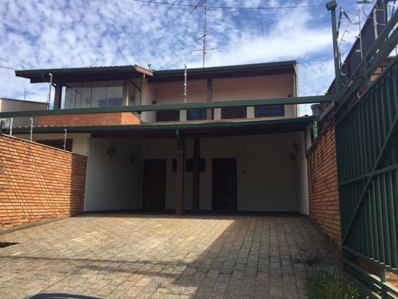 Casa A Venda No Bairro Jardim Das Paineiras Em Campinas - - Ca4008-1