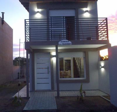 Departamento Para 6 Personas En Claromeco