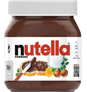 Nutella 350g - B-ber Almacenes De Bebidas