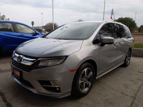 Honda Odyssey 2019 5p Touring V6/3.5 Aut
