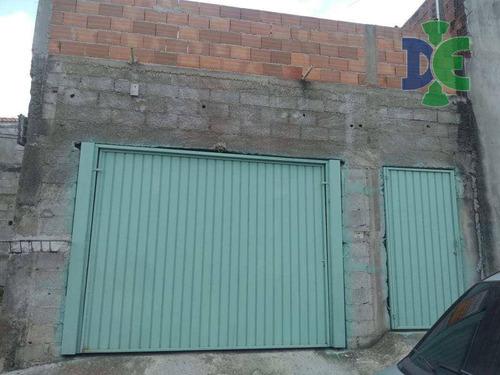 Casa Com 2 Dormitórios À Venda Por R$ 215.000 - Jardim Maria Amélia - Jacareí/sp - Ca0065