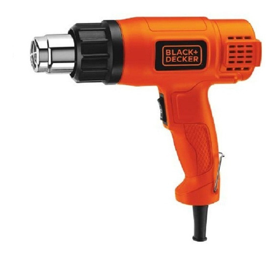 Pistola De Calor Black Decker 1500w Hg1500