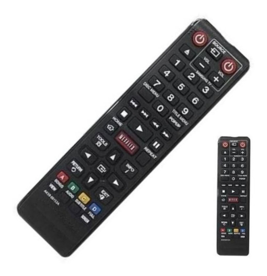 Controle Blu-ray Samsung Bd-d5100zd, Bd-e5900/za C01299