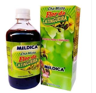 Flor Da Catingueira 500ml (chá Misto) - Emagrecedor