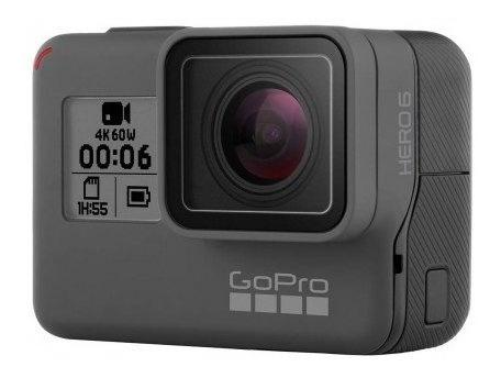 Câmera Gopro 6 Black.