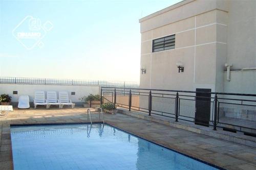 Apartamento Com 2 Dormitórios, 96 M² - Venda Por R$ 270.000,00 Ou Aluguel Por R$ 1.000,00/mês - Higienópolis - Ribeirão Preto/sp - Ap2778