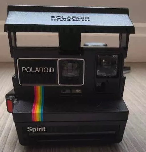 Cámara Instantánea Polaroid Spirit 600 - En Perfecto Estado
