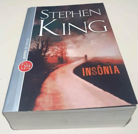 Insônia - Stephen King (edição De Bolso)