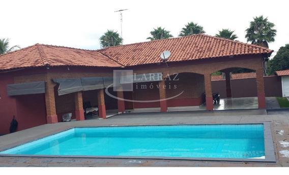 Linda Chacara Para Venda Em Jardinopolis, Cond Estancia Beira Rio, 2500 M2 De Area Total, , Condomínio Fechado Com Portaria - Ch00037 - 68096764