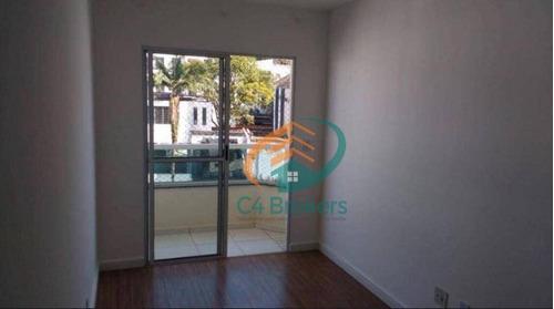 Imagem 1 de 26 de Apartamento Com 2 Dormitórios À Venda, 60 M² Por R$ 285.000,00 - Vila Rosália - Guarulhos/sp - Ap1018