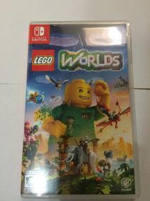 Lego Worlds Midia Fisica - Nintendo Switch