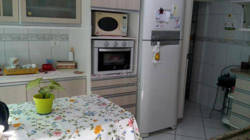 Sobrado À Venda, 162 M² Por R$ 310.000,00 - Altos De Vila Prudente - São Paulo/sp - So3258