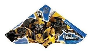 Transformers Bumblebee Skydelta - Cometa De Policometa (106,