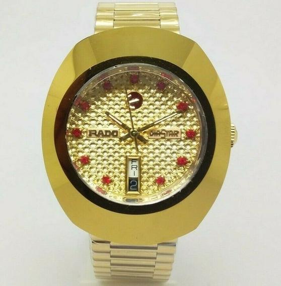 Reloj Rado Diastar Vintage Restaurado Automático. Día/fecha