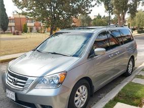 Honda Odyssey 3.5 Exl Minivan Cd Qc At 2010