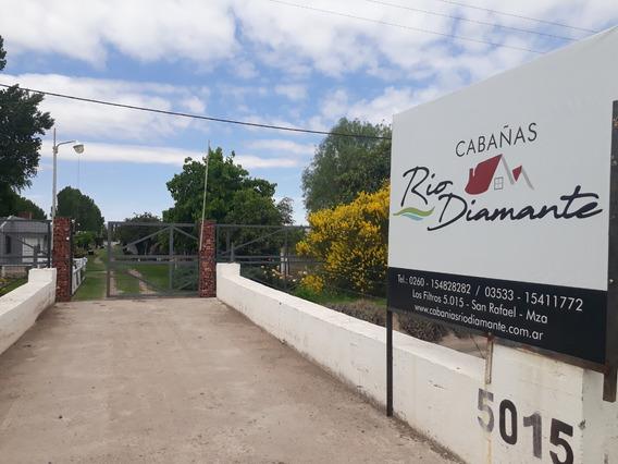 Alojamiento Cabañas Rio Diamante