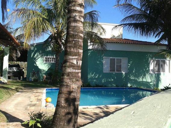Chácara À Venda, 1178 M² Por R$ 750.000,00 - Condomínio Fechado Village Zuleika Jabour - Salto/sp - Ch1470