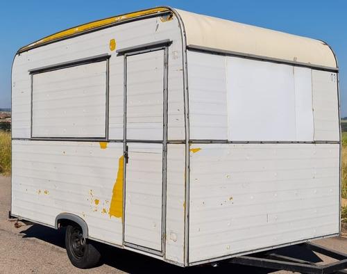 Trailer Atendimento 3,50m - Motor Home -trailer Y@w2