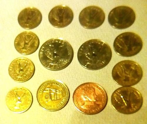 Imagen 1 de 2 de Monedas De Chile Y Otra Lote.