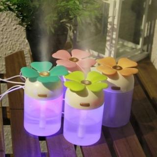 Humidificador Trebol C/filtro Uso Usb Color