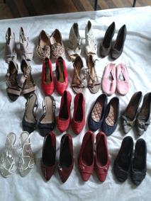 Calçados Feminino Tm 38 Escolha 10 Pares Lindos E Bons
