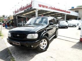 Ford Explorer Limited V8 Aut 2000 Preta Gasolina