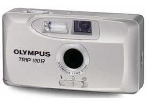 Olympus Trip 100r Raridade Com Capa Original