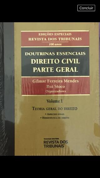 2 Doutrinas Essenciais Revista Dos Tribunais Por R$ 1.200,00