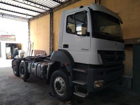Mercedes-benz Axor 3344 6x4 - 2012 (sem Cambio)