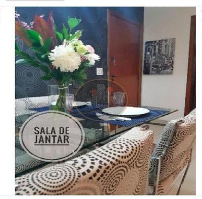 Apartamento 1 Quarto, Mobiliado, Pronto Para Morar, Santos, Vaga Na Garagem, Portaria 24h - Codigo: Ap2935 - Ap2935