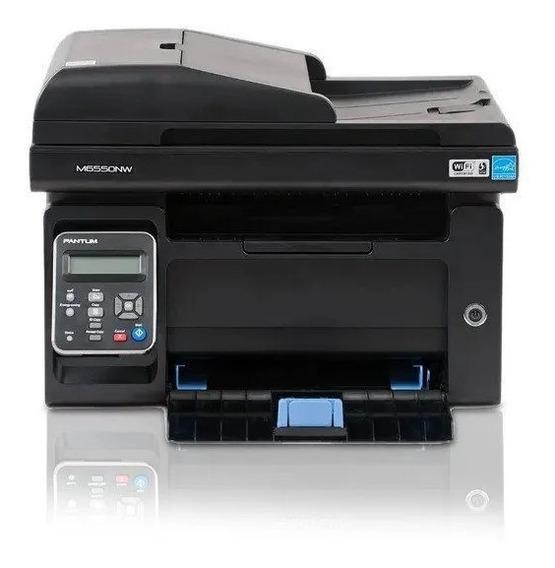 Impressora Multifuncional Laser Wi Fi Pantum M6550nw