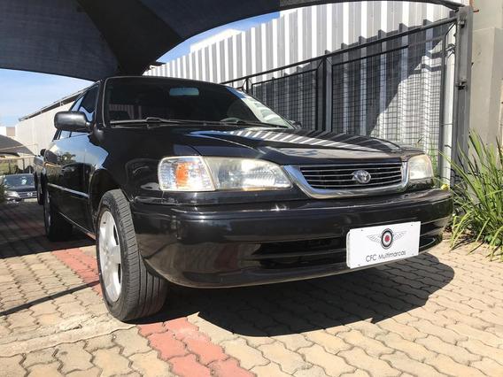 Toyota Corolla 1.8 Xei 2002/2002 Aut. (gasolina) - Preto