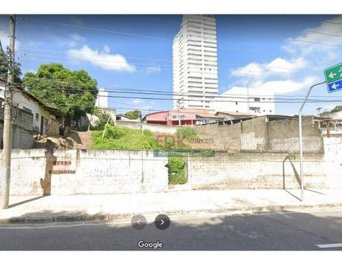 Imagem 1 de 1 de Terreno À Venda, 360 M² Por R$ 490.000,00 - Jardim Satélite - São José Dos Campos/sp - Te2819