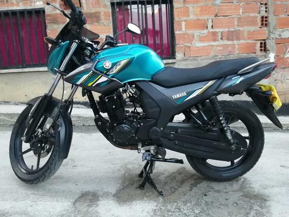 Yamaha Sz-rr Modelo 2019