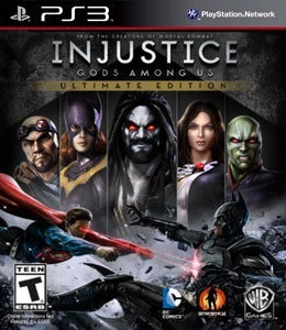Injustice: Gods Among Us Ultimate Edition Ps3 Psn Digital