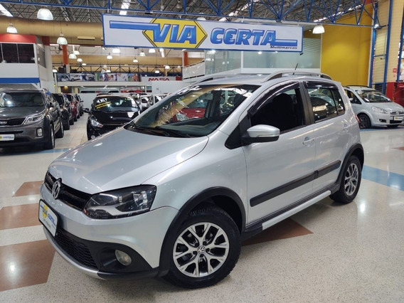 Volkswagen Crossfox 1.6 8v * Automático *